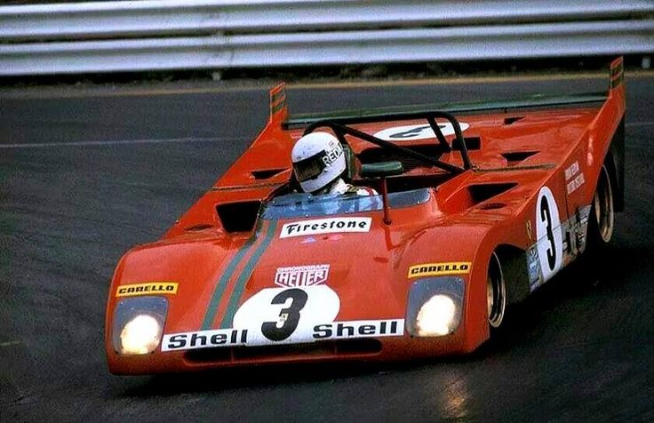 M. Craig : Kit Ferrari 312 PB 1° Spa 1972 -> SOLD