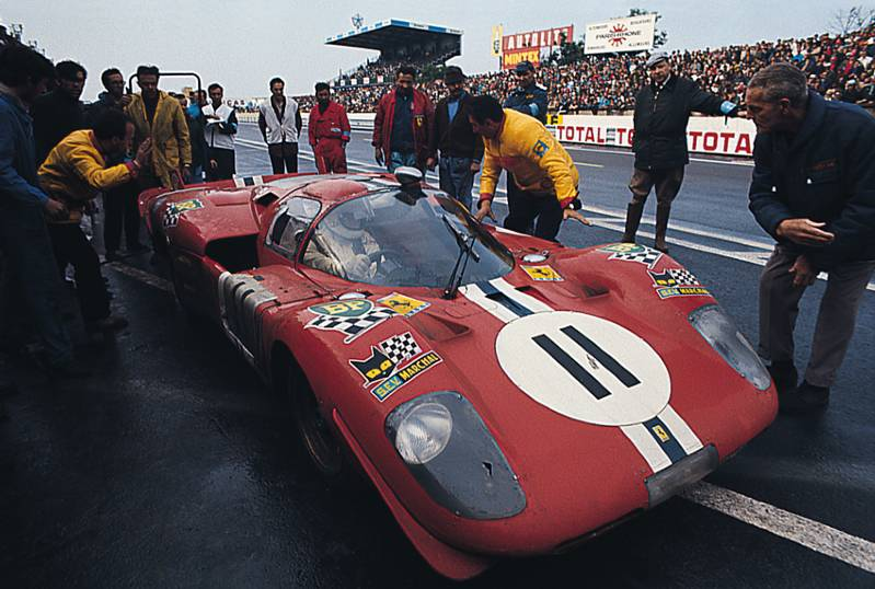 AM Ruf : Kit Ferrari 512S NART  Le Mans 1970