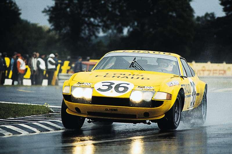 AM Ruf : Kit Ferrari Daytona GRIV Feraud  le Mans 1972 --> SOLD