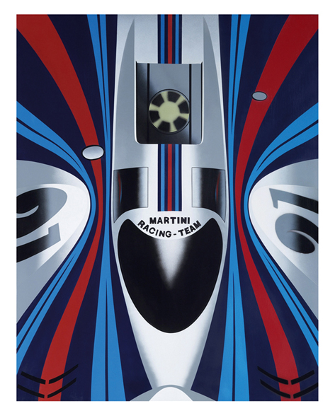S.Dufour : Martini n°21  - Last artist proofs !