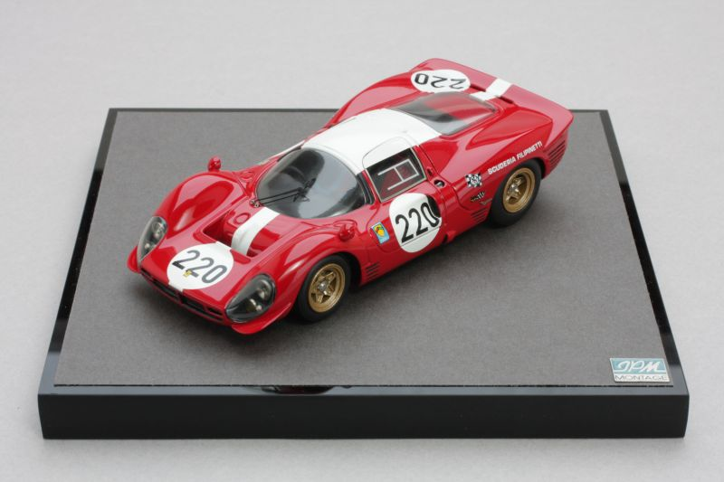 JPM : Ferrari 412P Scuderia Filipinetti TF 1967  --> SOLD