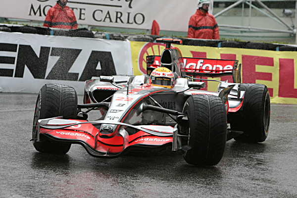Tameo : Kit Mercedes MP4/23 Monaco 2008