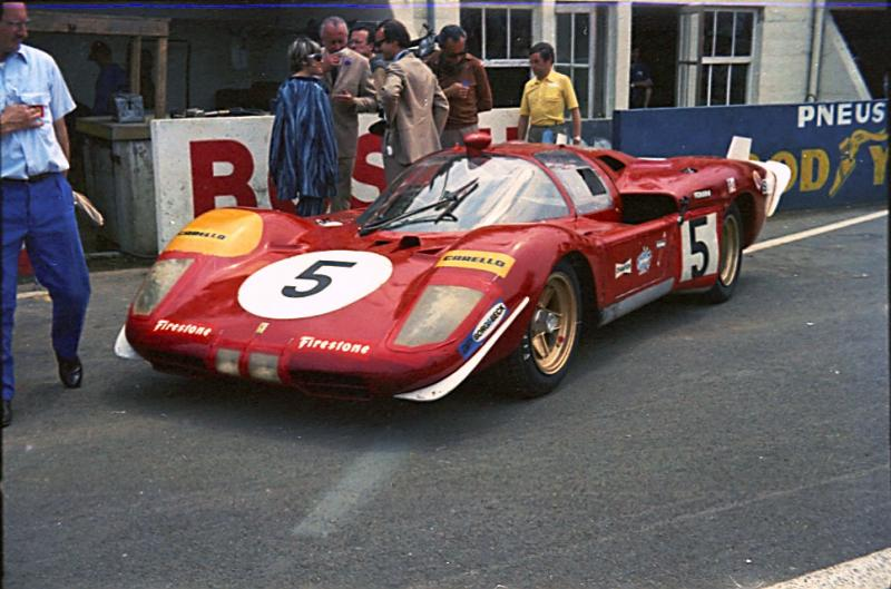 AM Ruf : Kit Ferrari 512S le mans 1970 n°5