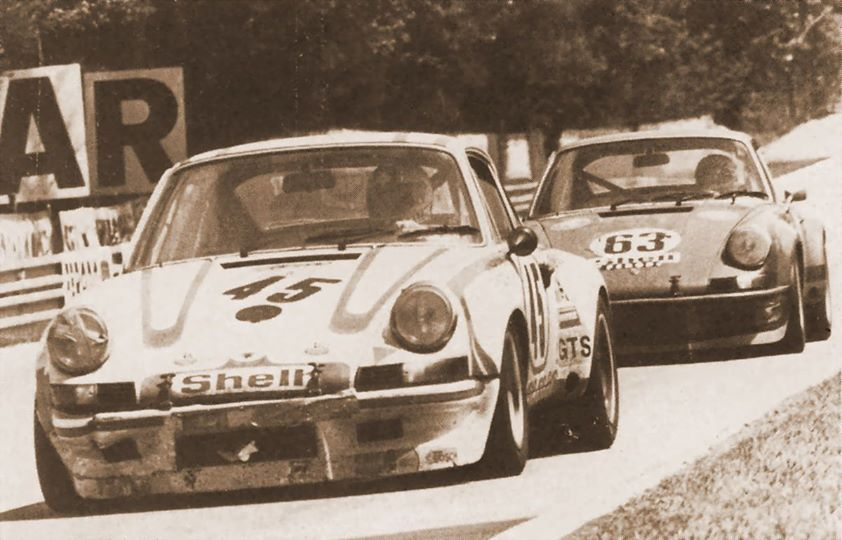 AM Ruf : Kit Porsche 911 Carrera Kremer le Mans 1974