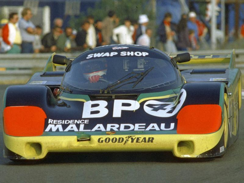 AM Ruf : Kit Porsche 956 Malardeau BP Le mans 1983