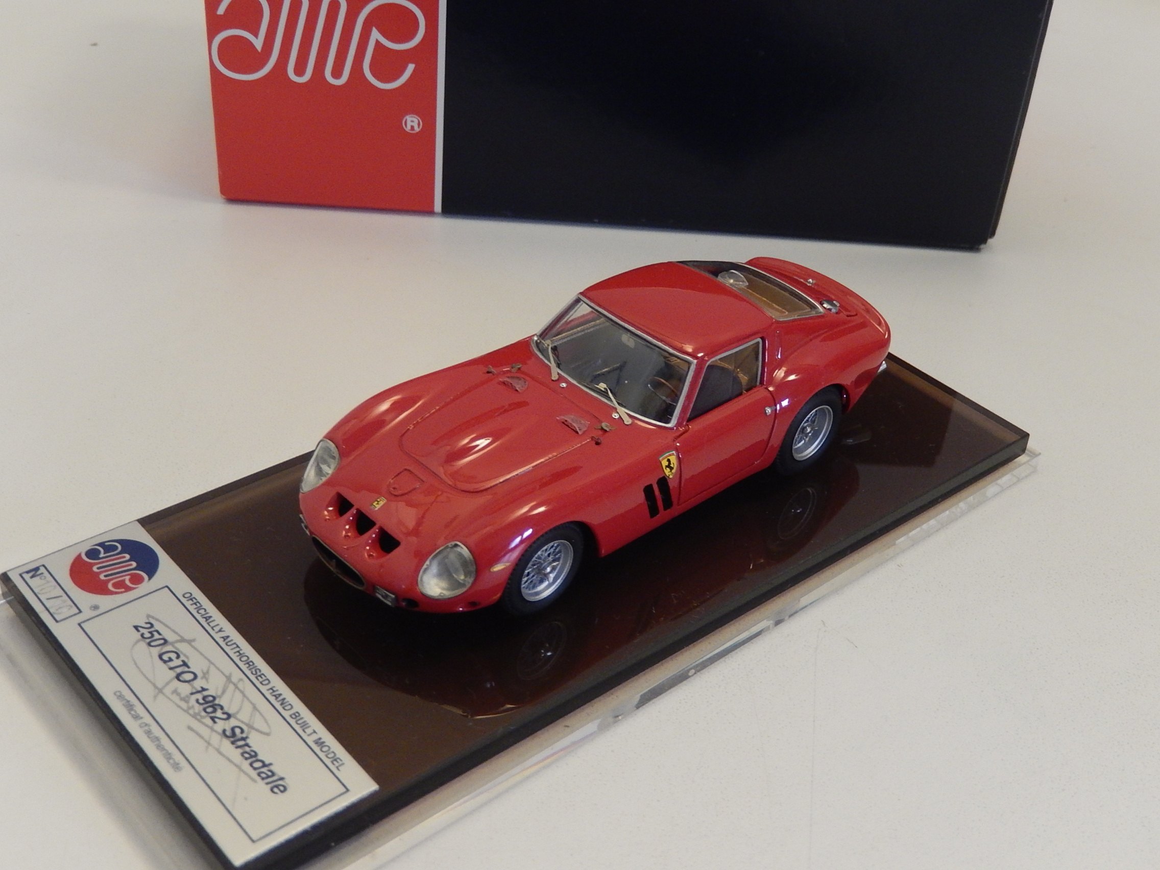 AM Ruf : Ferrari 250 GTO stradale --> SOLD