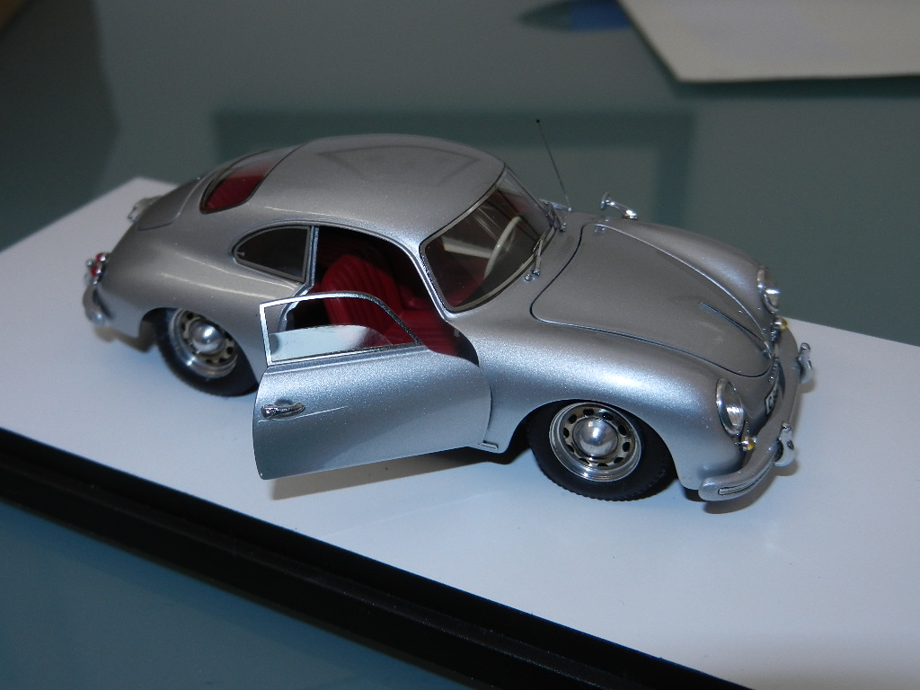 Bosica : Porsche 356 built by Mario Bona  --> SOLD